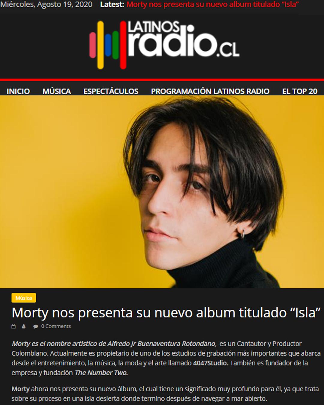 LATINOS RADIOS CHILE