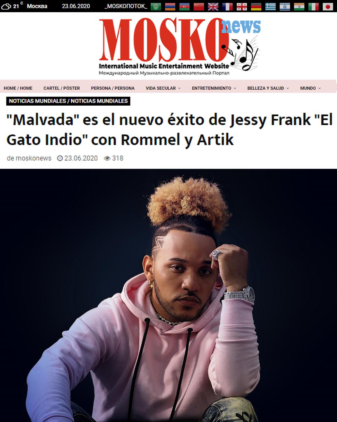 MOSKOW ESPAÑOL