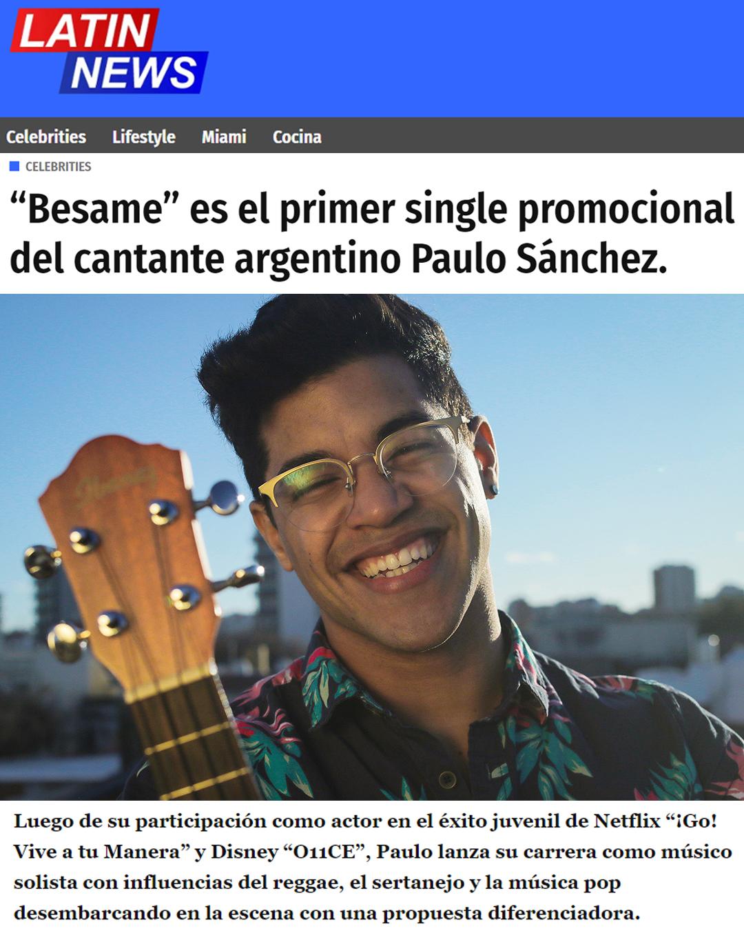latin news
