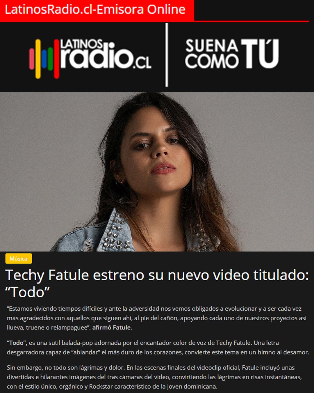 latinos radios