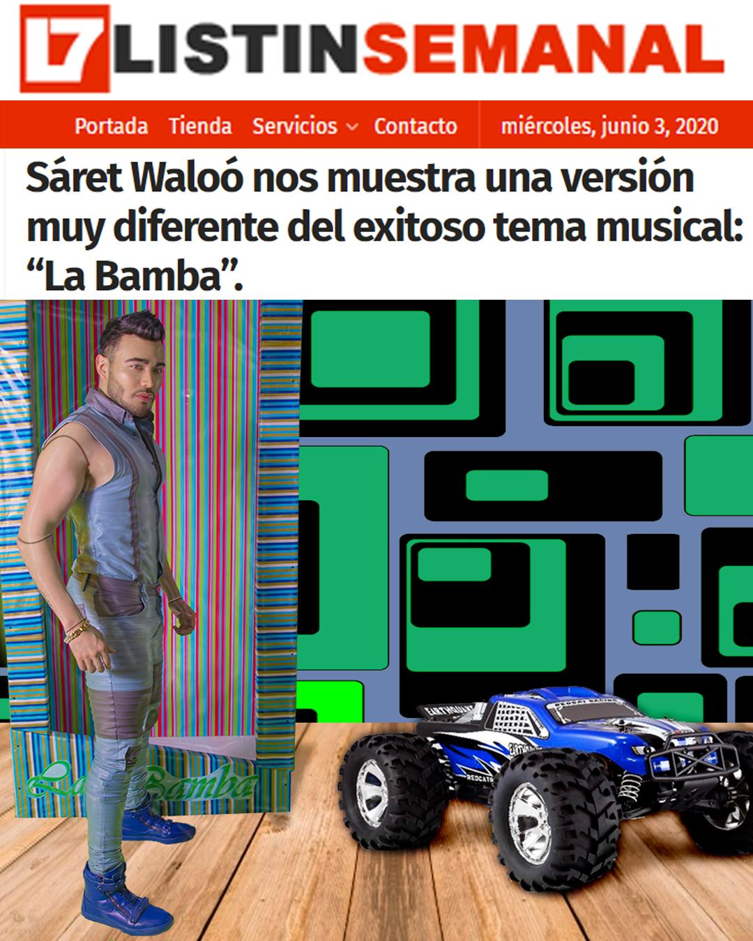 LISTIN SEMANAL ESPAÑA