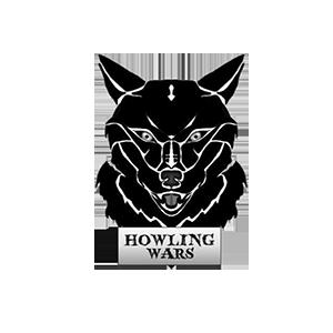 LOGO HOWLING WARS