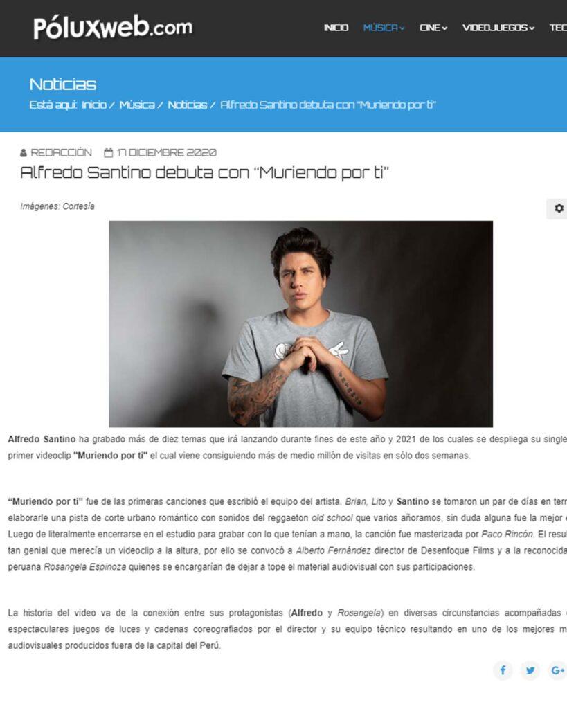 PRENSA POLUX ALFREDO