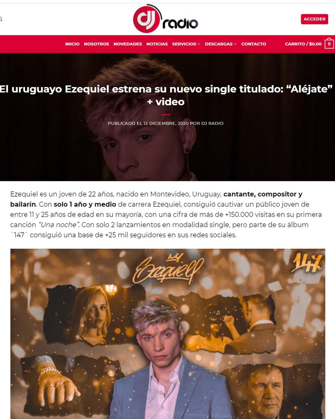 PRENSA RADIO EZEQUIEL